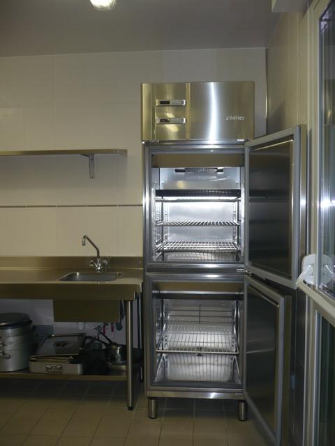 frigo-congelateur